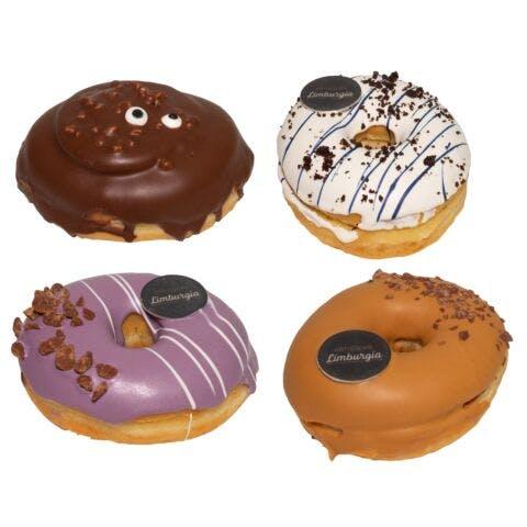 Donuts special per 4 stuks