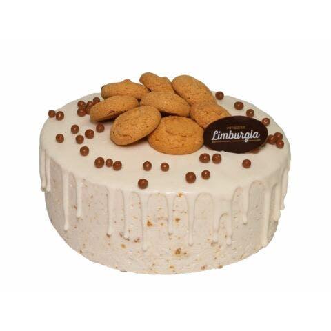 Bitterkoekjes drip cake