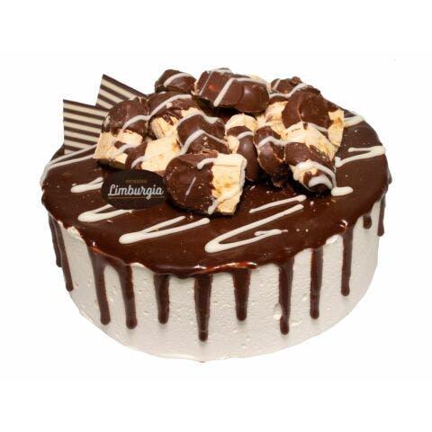 Bokkenpootjes drip cake