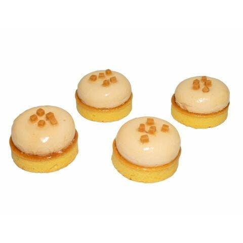 Chefs special karamel 4 stuks