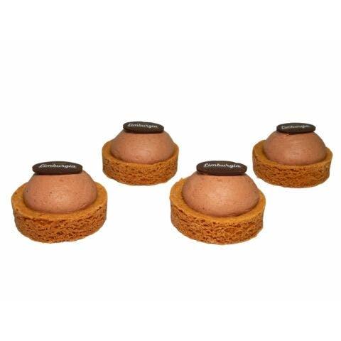 Rondo chocolade 4 stuks